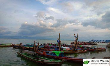 မုန္တိုင္း အႏၲရာယ္ေၾကာင့္ ငါးဖမ္းေရယာဥ္မ်ား ပင္လယ္မထြက္ရန္  ရက္အကန္႔အသတ္မ႐ွိ တားျမစ္