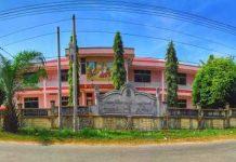 စပါးရွှေဝါလမ်းရှိ သံဃာ့ဆေးရုံ