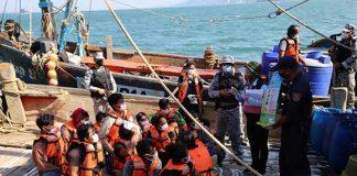 မြန်မာငါးလှေများ