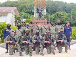 Navy SEALs အထူးတပ်ဖွဲ့များ